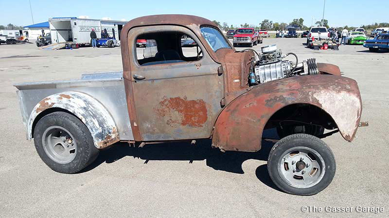 1940s Willys Truck