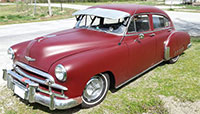 1949 Chevy Fleetline