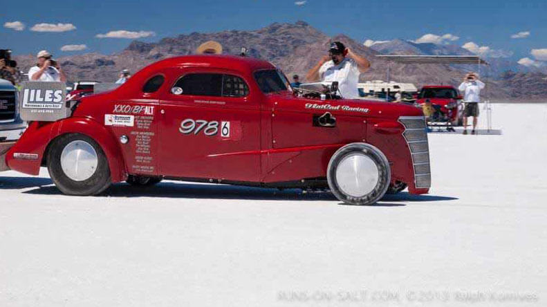 38 Chevy Coupe - FlatCad Racing